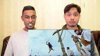 Ek Yodha Shoorveer |Hindi Dubbed  Malayalam Movie Trailer Reaction | Stageflix
