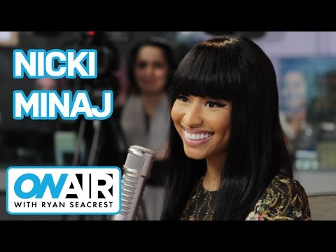 Nicki Minaj Answers Twitter Questions | On Air with Ryan Seacrest