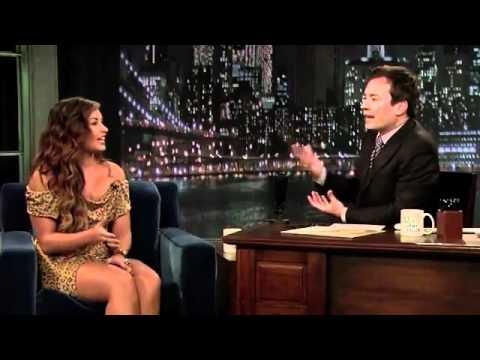 Demi Lovato's Interview on Jimmy Fallon 09 september 2011