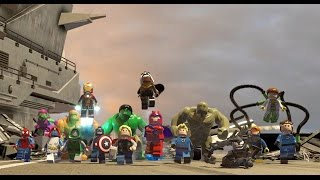 Доп. миссии в Lego Marvel Super Heroes