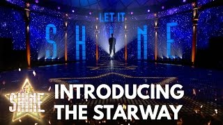 Explaining the Let It Shine Starway - Let It Shine - BBC One