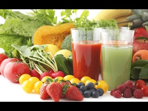 Effects of Juice on Human Health Part 2
