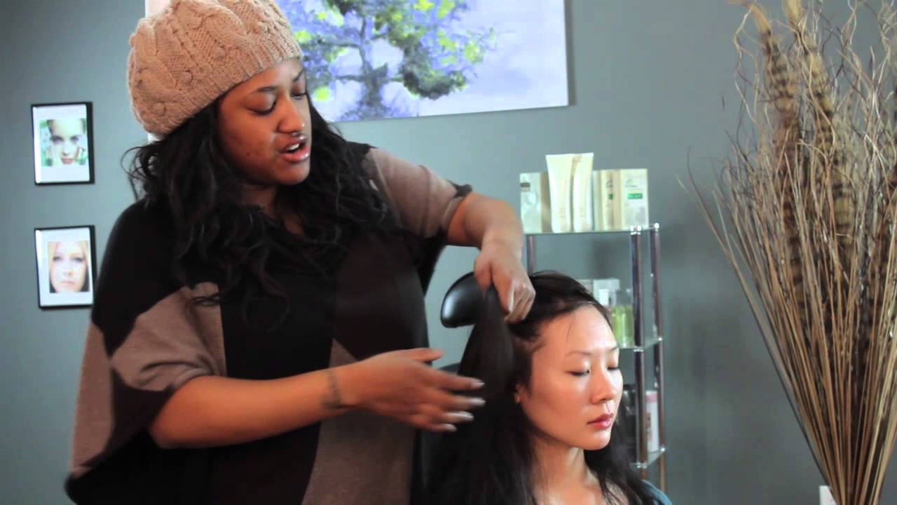 Styling Wet Hair: Styling Wet Hair Overnight : Hair Styling Techniques