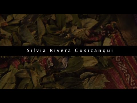 Documental - Silvia Rivera Cusicanqui