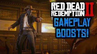 Red Dead Redemption 2 - RDR2 SPECIAL IN-GAME ITEMS, GAMEPLAY BOOSTS & MORE! RDR2 CONSUMABLES! (RDR2)