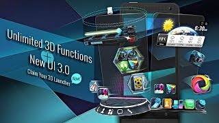 NEXT LAUNCHER 3D V3.01 FULL BY RUGALXPERIA ACTUAL