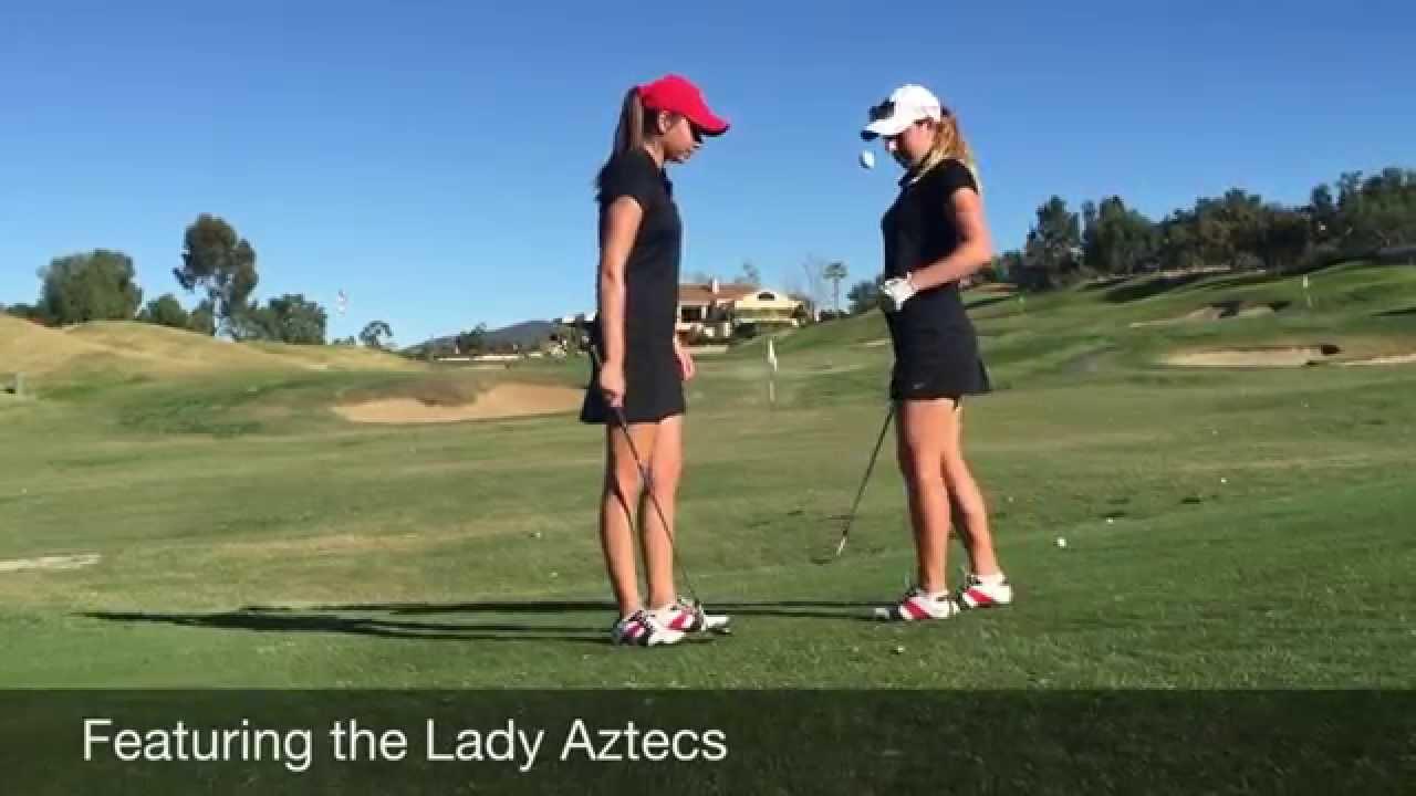 Une façon originale de jouer au golf