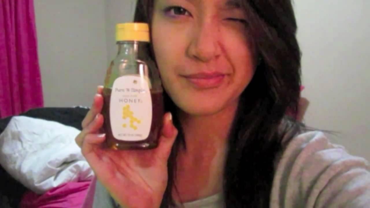 Honey Amp Olive Oil Hair Amp Face Mask YouTube
