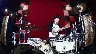 BLINK 182 Online Songs Drum Cover