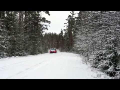 Зимние тесты Чери М11 (Chery M11)