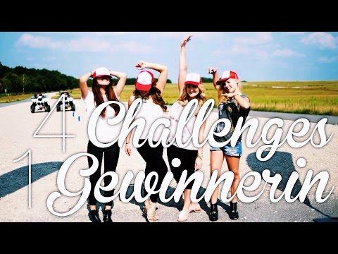 4 CHALLENGES durch Berlin ♡ #LOFost ♡  | Dagi Bee