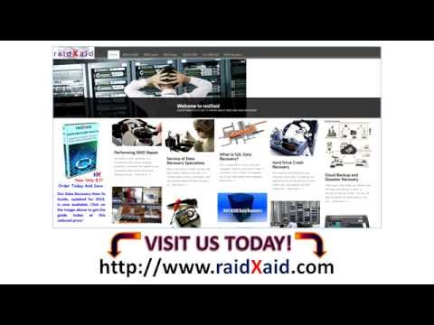 Data Recovery Services | RAID Data Recovery Services Explained