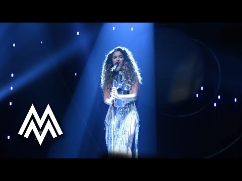 Ella Eyre | 'Even If' live at MOBO Awards | 2015