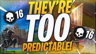 TSM Myth - THEY'RE JUST TOO PREDICTABLE!! (Fortnite BR Full Match)