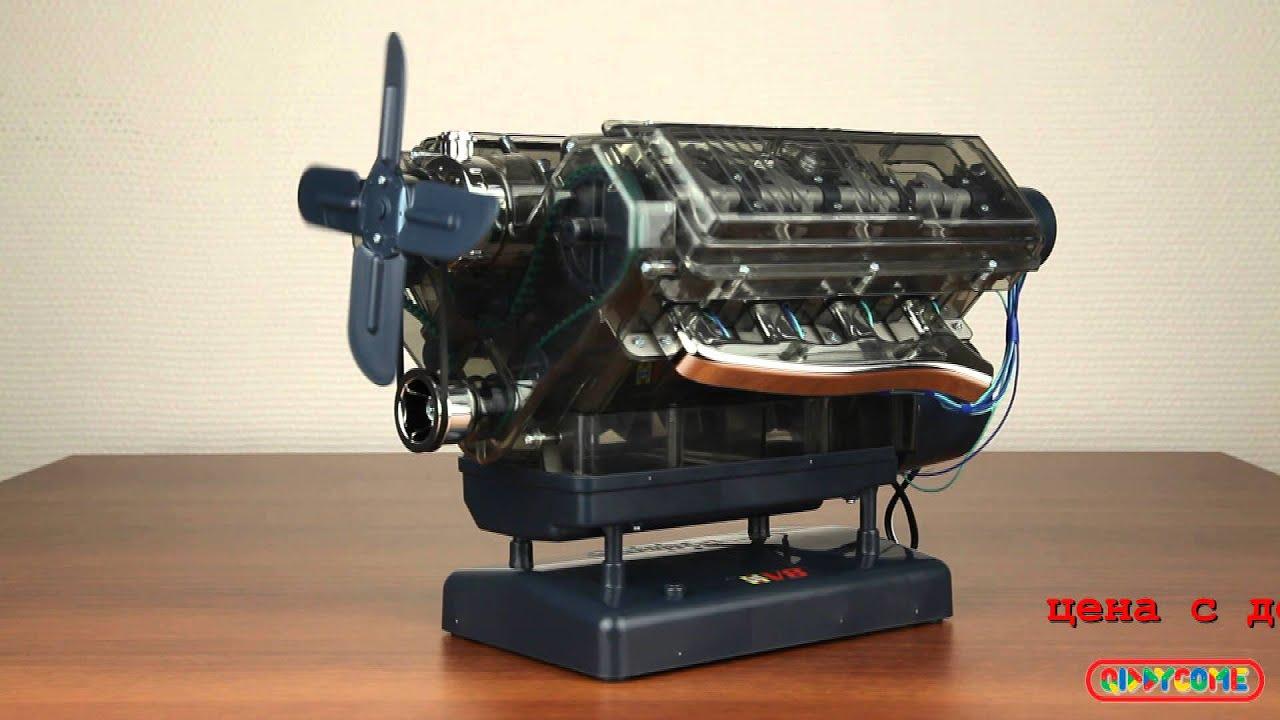 Как сделать мотор для модели