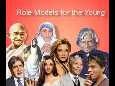 celebrity role models essay Celebrity role models role models are some persons who by reason of personal accomplishments or some other claim to popularity and.
