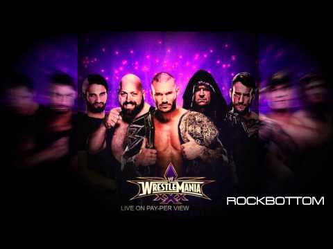 Wwe Wrestlemania 30 Xxx 2nd Theme Song legacy By Eminem 2014 video