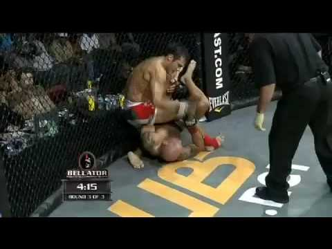 Bellator XIII: Roger Huerta vs Chad Hinton Quarterfinal Bout (Round 3)
