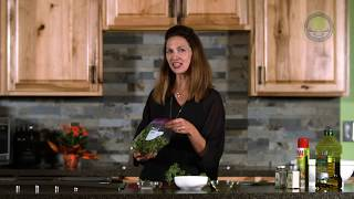 Cherokee Kitchen Episode 7 - Roasted Asparagus and Mushrooms, and Baked Kale Chips