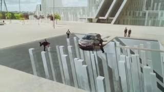 3D Illusions - Honda CRV Creative Ads HD