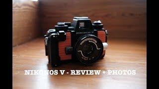 Nikonos V - Review + photos