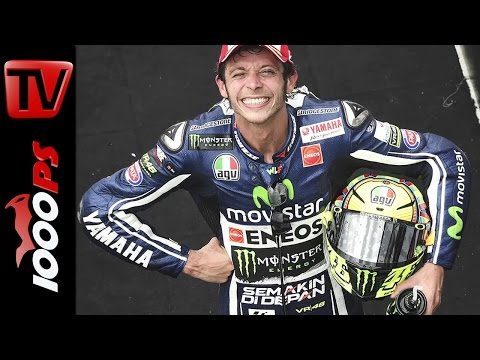 Webisode #2  VALENTINO ROSSI'S LEATHER SUIT