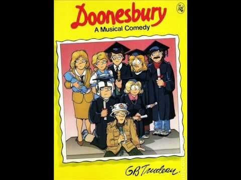 Doonesbury: A Musical Comedy - Track 1: Graduation