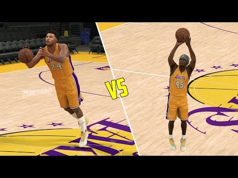 LONZO BALL VS KYLE KUZMA THREE POINT CONTEST! NBA 2K17 GAMEPLAY!