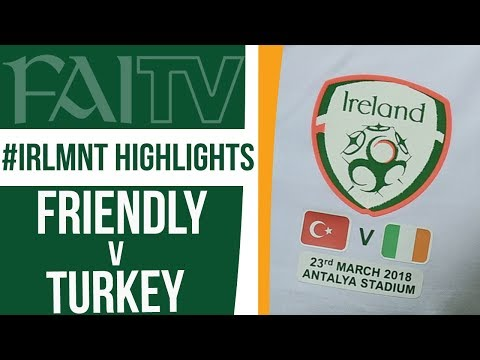 HIGHLIGHTS: Turkey 1-0 Republic of Ireland