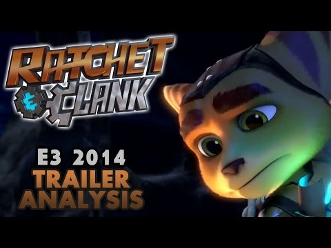 Ratchet & Clank Film - E3 2014 Trailer Analysis