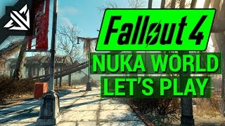 FALLOUT 4: NUKA WORLD Let's Play Part 2 - DRY ROCK GULCH! (PC Gameplay Walkthrough)