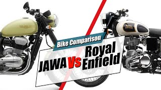 JAWA VS ROYAL ENFIELD | Is this End of Royal Enfield Era ?? | PP Vlogs
