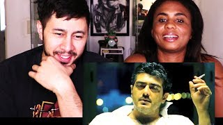MANKATHA | Ajith Kumar | Trailer Reaction w/ Cortney