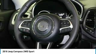 2018 Jeep Compass Holzhauer Auto and Motorsports Group 335253