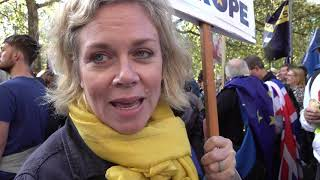 People's Vote March 20th Oct 2018