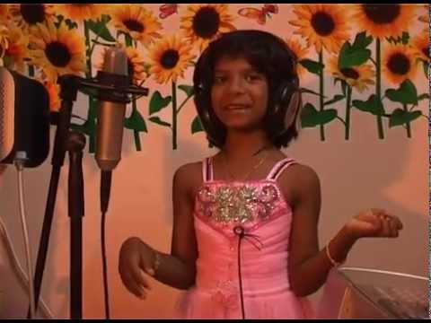 Very Old Tamil Christian Song | 7 Years Girl Sings (new) video