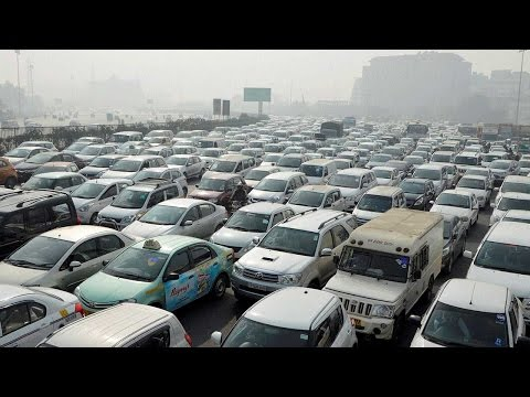 Delhi Diesel cabs ban continued, 2000CC cars also banned | Oneindia News