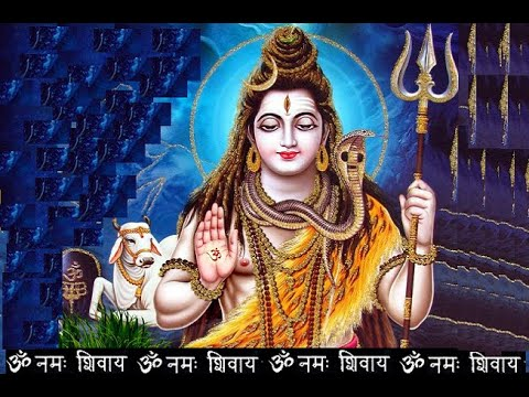 Om Namah Shivaye - Beautiful Lord Shiva Bhajan video