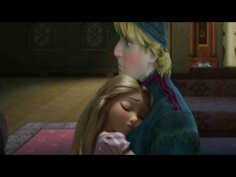 Don't you worry child: Kristoff and Rapunzel (FAMILY)
