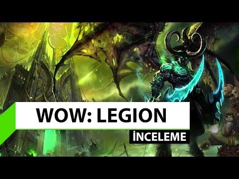 World of WarCraft: Legion İnceleme (PC)