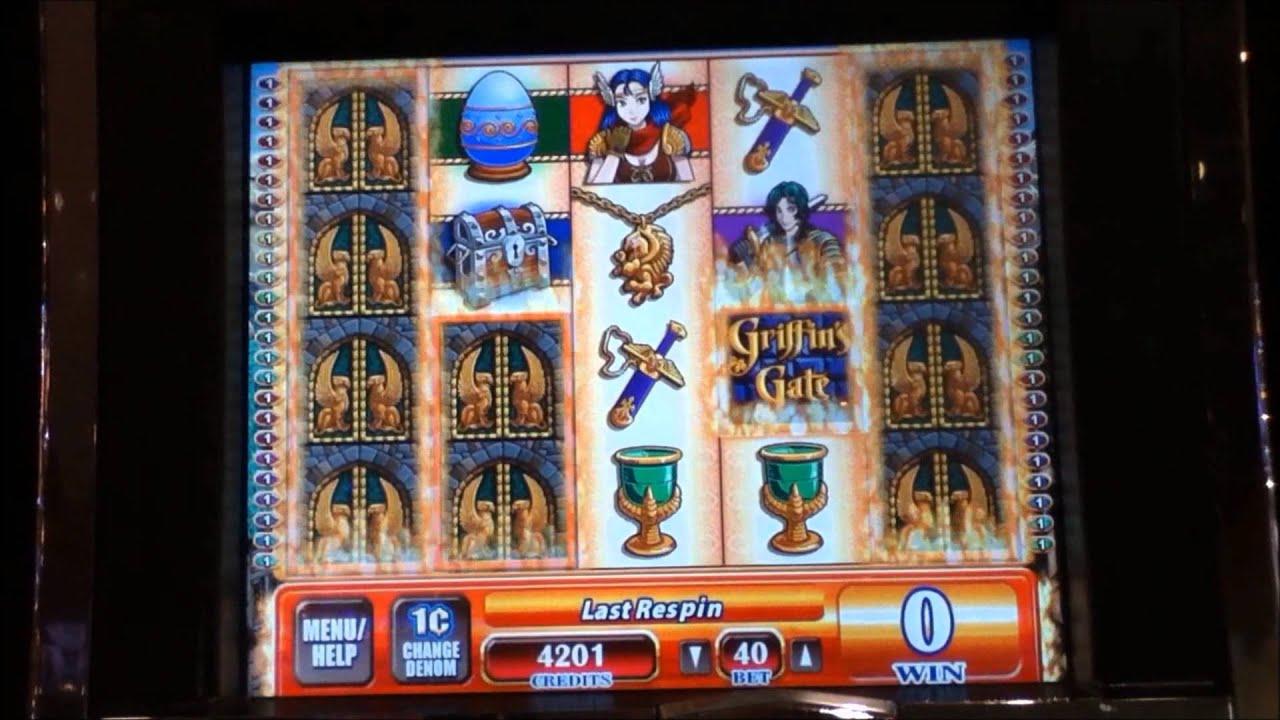 slot machine strip