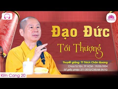 Kinh Kim Cang 20/20