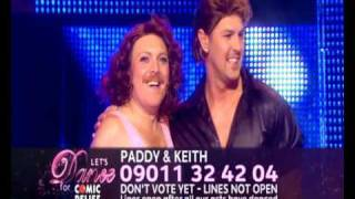 Comic Relief - Let's Dance - Keith & Paddy - (I've Had) The Time of My Life