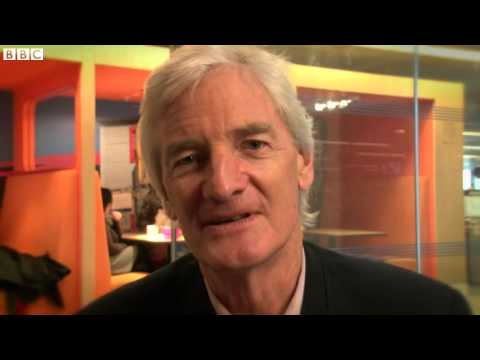 CEO Secrets: Sir James Dyson says back scientists