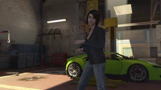 Grand Theft Auto V online vehicle warehouse Import/Export introduction