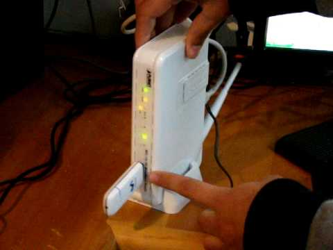 Btech. Configurar Router WIFI 3G / GPRS Doble Antena - Internet Móvil N 300Mbps