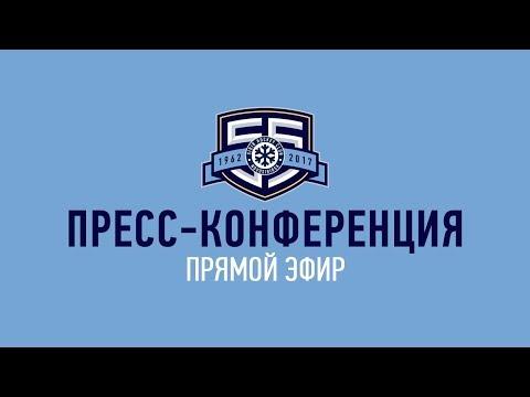 Сибирь - Динамо (Минск). Послематчевая пресс-конференция