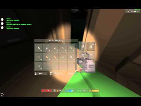 Как сделать дверь в unturned видео - СтеллСервис