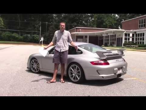 Porsche 911 GT3 Review