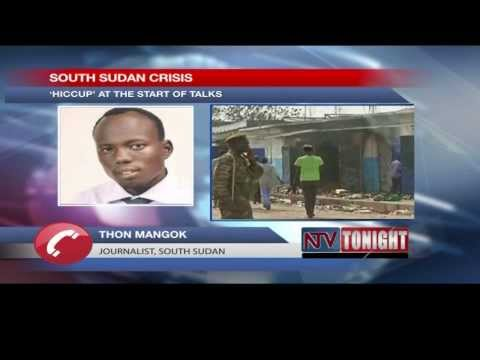 Status of detained Machar allies stalls South Sudan talks